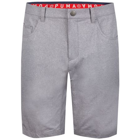 Shorts Jackpot Five Pocket Shorts Quiet Shade Heather - SS19 Puma Golf Picture