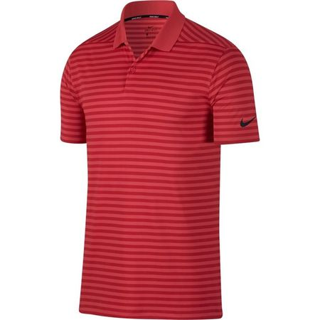 Golf undefined Nike Dry Victory Stripe Golf Polo made by Nike Golf
