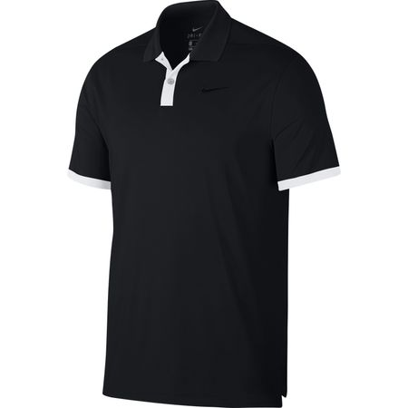 Golf undefined Vapor Solid Tipped Collar Polo made by Nike Golf