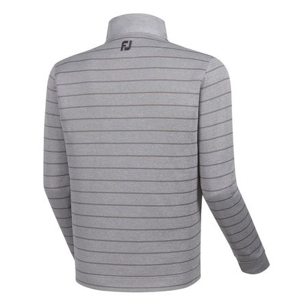 Golf undefined Double Layer Stripe Half-Zip Mid-Layer made by FootJoy