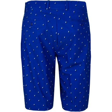 Golf undefined Four-Way Stretch Printed Shorts Royal Sail Deco - AW18 made by Polo Ralph Lauren