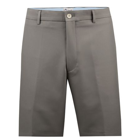 Golf undefined Salem High Drape Performance Short Smoke - AW18 made by Peter Millar