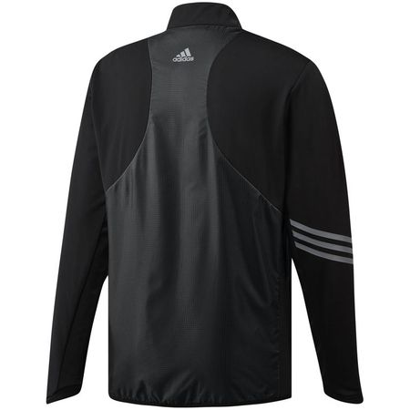 Golf undefined Adidas Climaheat Frostguard 1/4 Zip Jacket made by Adidas Golf