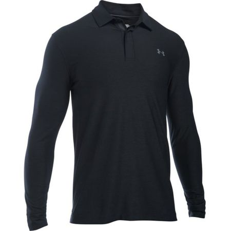Golf undefined Under Armour Playoff Long Sleeve Polo made by Under Armour