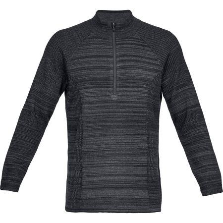 Golf undefined Under Armour Threadborne 1/4 Zip Sweater made by Under Armour