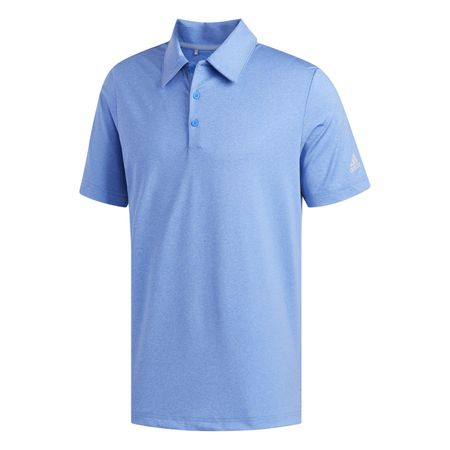 Golf undefined Ultimate 2.0 Novelty Heather Polo made by Adidas Golf