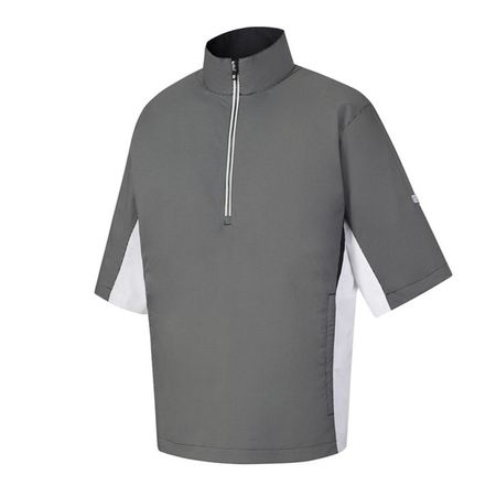 Golf undefined FootJoy HydroLite Short Sleeve Rain Shirt made by FootJoy