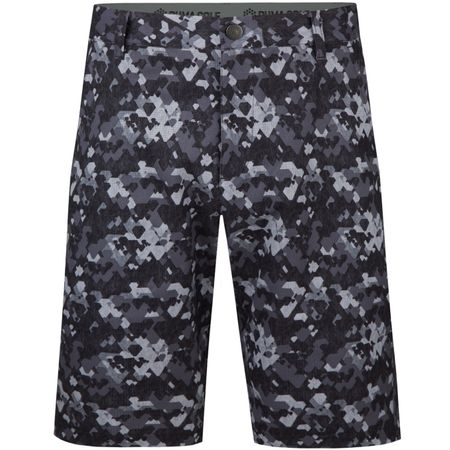Golf undefined Dassler Camo Shorts Puma Black - AW18 made by Puma Golf