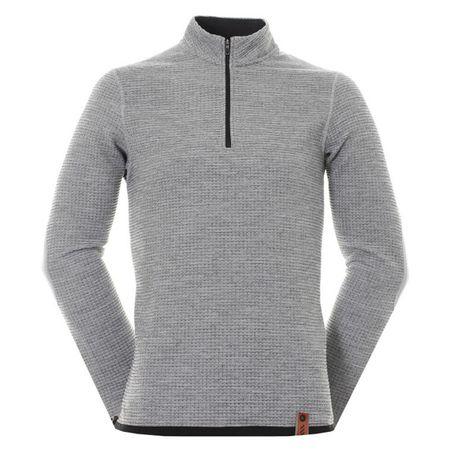 Outerwear Adidas adicross Fleece 1/4 Zip Sweatshirt Adidas Golf Picture