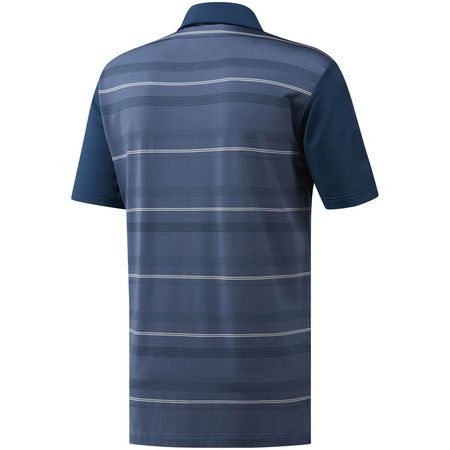 Golf undefined Adidas Ultimate365 Stripe Polo made by Adidas Golf