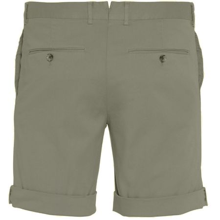 Golf undefined Nathan Cotton Linen Shorts Beetle - SS18 made by J.Lindeberg