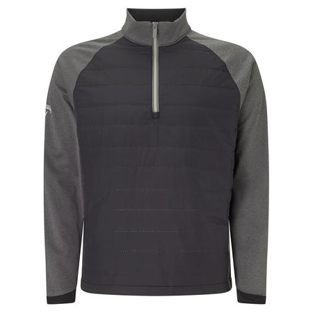 Golf undefined Callaway Ultrasonic Quilted 1/4 Zip Pullover made by Callaway Golf