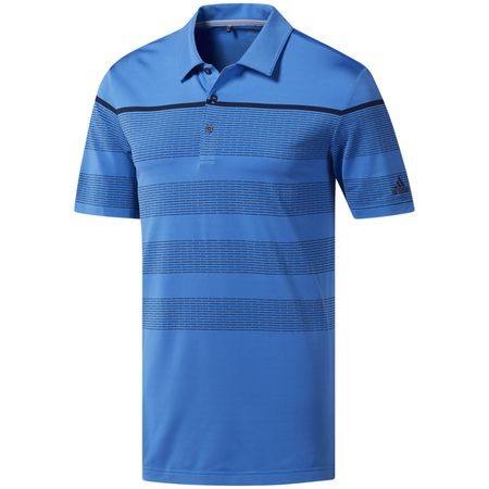 Golf undefined Ultimate365 Dash Stripe Polo Shirt made by Adidas Golf