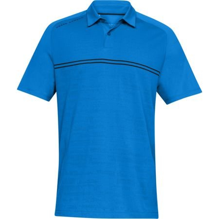 Golf undefined Under Armour Microthread Calibrate Polo made by Under Armour