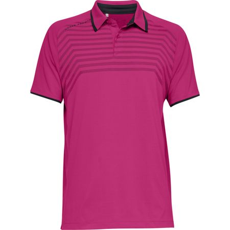 Golf undefined Under Armour Microthread Cross Hatch Polo made by Under Armour