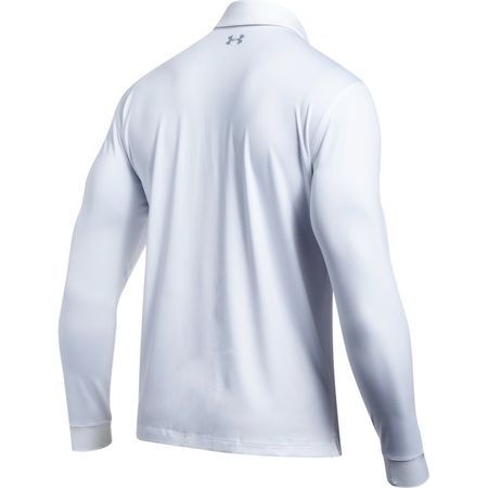 Golf undefined Under Armour Long Sleeve Playoff Polo made by Under Armour
