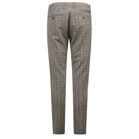 Golf undefined Panthar Check Trousers Grey - AW18 made by Ted Baker