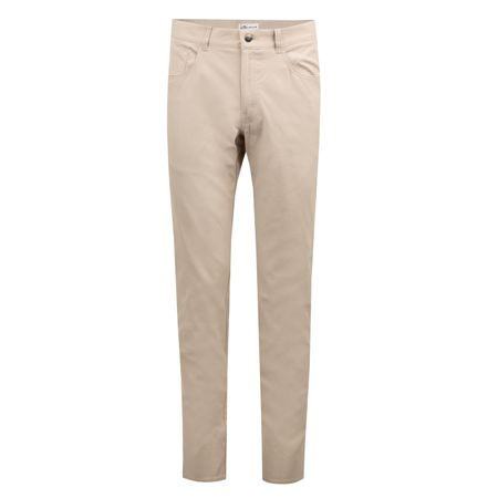Trousers Performance Five Pocket Pant Khaki - AW18 Peter Millar Picture