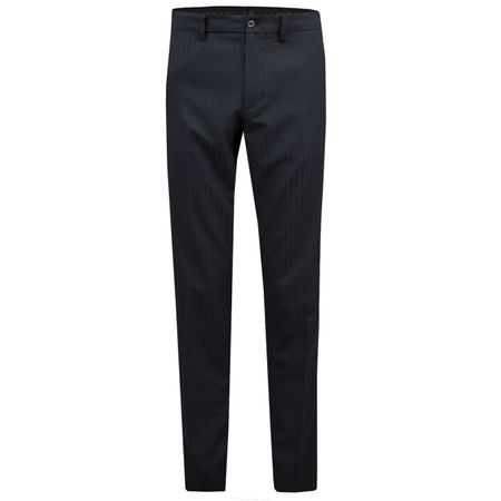 Trousers Elof Regular Fit Pin Stripe JL Navy - AW18 J.Lindeberg Picture