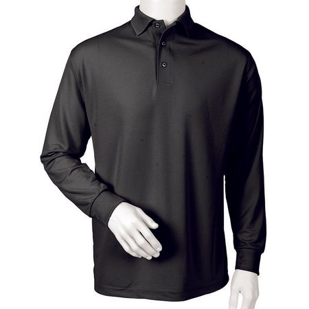 Shirt Paragon Prescott Men's Long Sleeve Polo Century Palace Apparel Picture