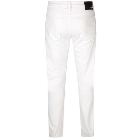 Golf undefined Stretch 5 Pocket Trouser Snow made by G/FORE
