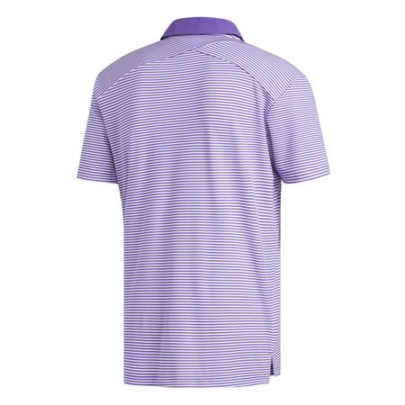 Golf undefined Climachill Tonal Stripe Polo made by Adidas Golf