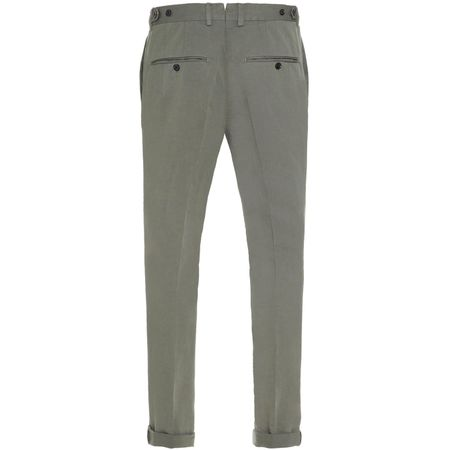 Golf undefined Grant 63 Cotton Linnen Trouser Beetle - SS18 made by J.Lindeberg