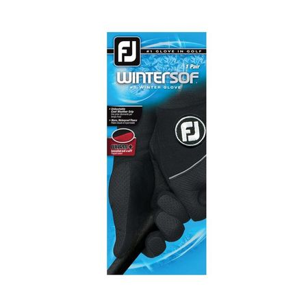Golf undefined FootJoy Men's WinterSof Golf Gloves (Pair) made by FootJoy