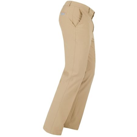 Golf undefined Players Fit Woven Pants Dark Beige - 2019 made by Dunning