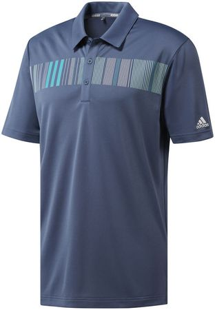 Shirt Adidas Vert Stripe Polo Adidas Golf Picture