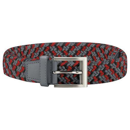 Golf undefined Adidas Braided Weave Stretch Belt made by Adidas Golf