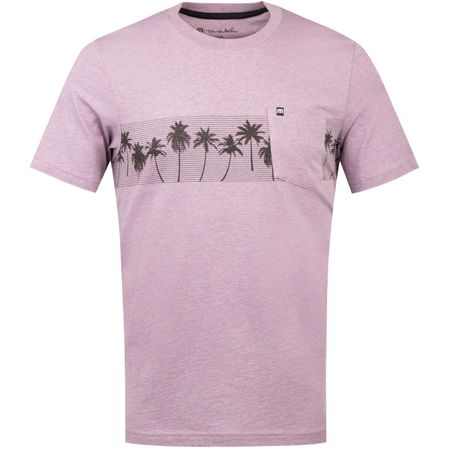 Golf undefined Palmin Heather Purple - SS19 made by TravisMathew