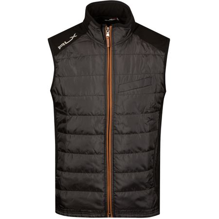 Golf undefined Cool Wool Vest Polo Black - SS19 made by Polo Ralph Lauren