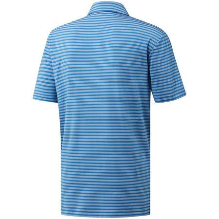 Golf undefined adidas ULTIMATE365 Two-Color Stripe Polo made by Adidas Golf