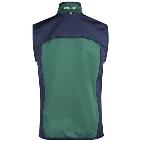 Jacket Bonded Softshell Gilet Blackwatch Green - AW18 Polo Ralph Lauren Picture