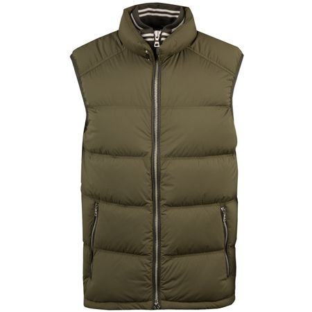 Golf undefined Aidey Vest Military Green - AW18 made by Orlebar Brown