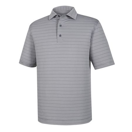 Golf undefined End on End Lisle Self Collar Polo made by FootJoy