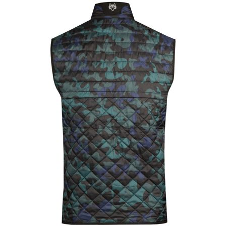 Golf undefined Sioux Vest Blackwatch Camo - AW18 made by Greyson