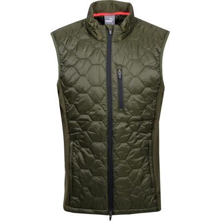 Jacket PWRWARM Extreme Vest Forest Night - AW18 Puma Golf Picture