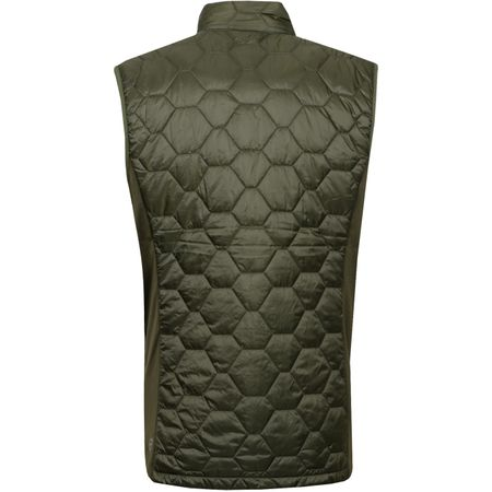 Golf undefined PWRWARM Extreme Vest Forest Night - AW18 made by Puma Golf