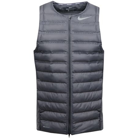 Golf undefined Aeroloft Golf Vest Dark Grey made by Nike Golf