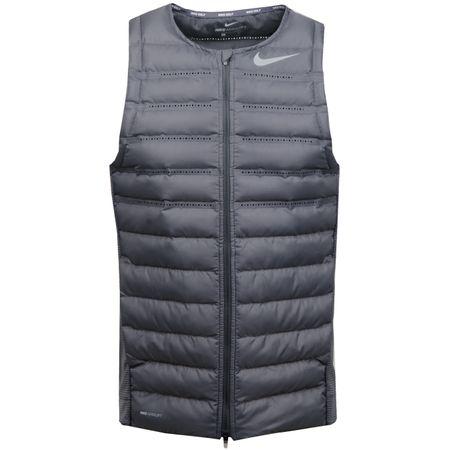 Jacket Aeroloft Golf Vest Dark Grey Nike Golf Picture