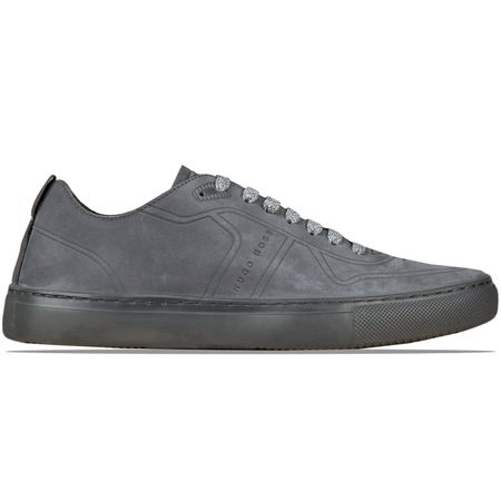 Golf undefined Enlight Tennis Sneaker Nubuck Dark Grey - SS18 made by BOSS