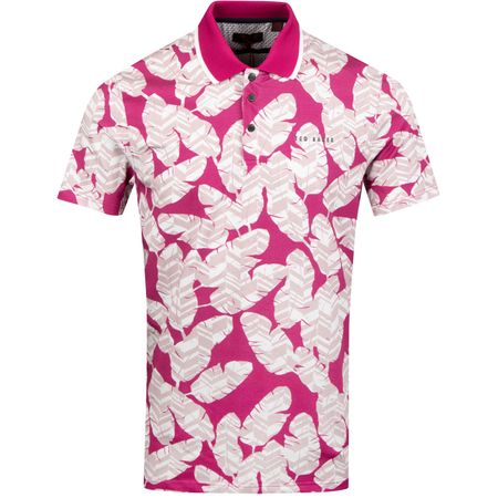 Golf undefined Peacan Polo Pink - SS19 made by Ted Baker