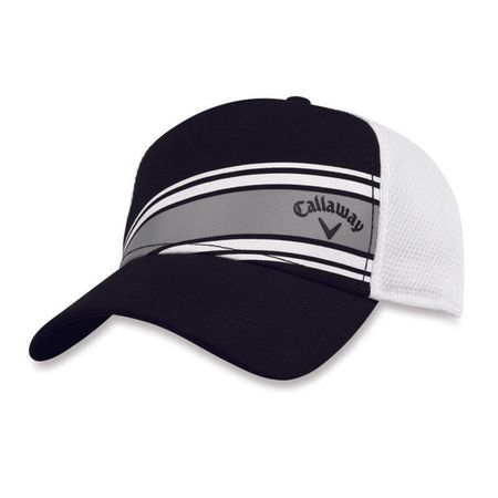 Golf undefined Callaway Stripe Mesh Hat made by Callaway Golf