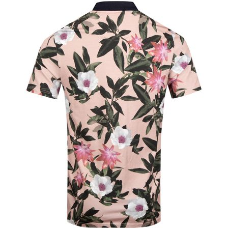 Polo Cashew Polo Pink - SS19 Ted Baker Picture