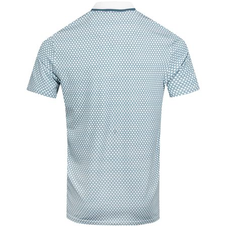 Golf undefined Hazelnt Polo Mid Blue - SS19 made by Ted Baker