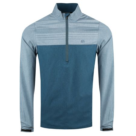 Golf undefined Vandenburg Heather Blue Wing Teal - AW18 made by TravisMathew
