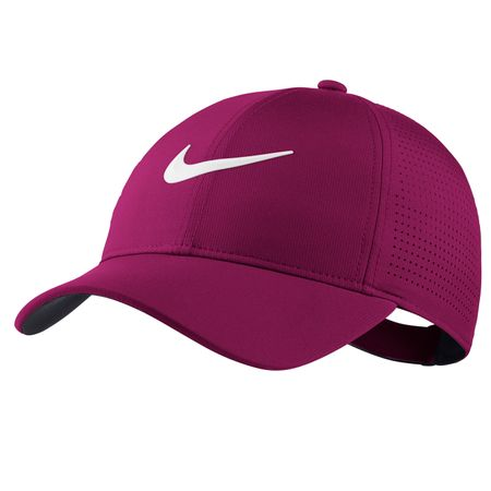 Golf undefined Womens Aerobill Legacy91 Cap True Berry - SS19 made by Nike Golf