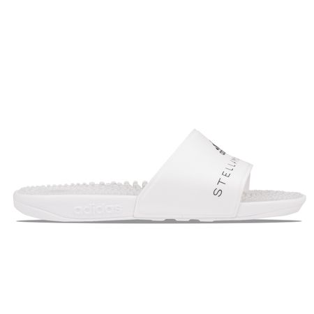 Shoes Adissage Slide White - 2018 Adidas Golf Picture